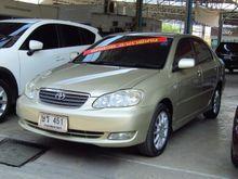 2004 Toyota Corolla Altis ALTIS หน้าหมู (ปี 01-07) G 1.8 AT Sedan