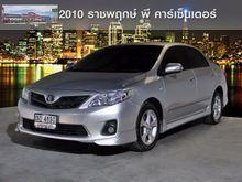 2011 Toyota Corolla Altis ALTIS (ปี 08-13) G 2.0 AT Sedan
