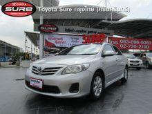 2011 Toyota Corolla Altis ALTIS (ปี 08-13) G 1.6 AT Sedan
