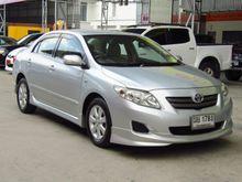 2008 Toyota Corolla Altis ALTIS (ปี 08-13) G 1.6 AT Sedan