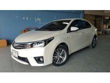 2014 Toyota Corolla Altis ALTIS (ปี 14-18) G 1.8 AT Sedan