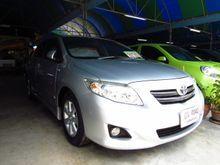 2010 Toyota Corolla Altis ALTIS (ปี 08-13) G 1.6 AT Sedan