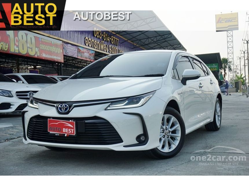 2020 Toyota Corolla Altis Hybrid Mid Sedan
