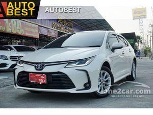 2020 Toyota Corolla Altis 1.8 (ปี 19-24) Hybrid Mid Sedan
