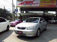 2004 Toyota Corolla Altis ALTIS หน้าหมู (ปี 01-07) J 1.6 MT Sedan