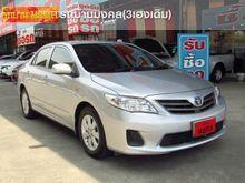2011 Toyota Corolla Altis ALTIS (ปี 08-13) J 1.6 AT Sedan