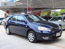 2001 Toyota Corolla Altis ALTIS หน้าหมู (ปี 01-07) J 1.6 AT Sedan