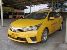 2015 Toyota Corolla Altis ALTIS (ปี 14-18) J 1.6 MT Sedan
