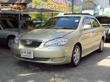2003 Toyota Corolla Altis ALTIS หน้าหมู (ปี 01-07) J 1.6 MT Sedan