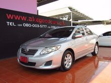 2008 Toyota Corolla Altis ALTIS (ปี 08-13) J 1.6 AT Sedan