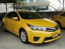 2014 Toyota Corolla Altis ALTIS (ปี 14-18) J 1.6 MT Sedan