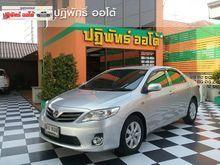 2012 Toyota Corolla Altis ALTIS (ปี 08-13) J 1.6 AT Sedan