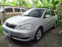 2004 Toyota Corolla Altis ALTIS หน้าหมู (ปี 01-07) J 1.6 AT Sedan