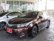2014 Toyota Corolla Altis ALTIS (ปี 14-18) S 1.8 AT Sedan