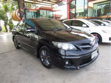 2011 Toyota Corolla Altis ALTIS (ปี 08-13) TRD 1.8 AT Sedan