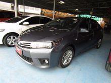 2014 Toyota Corolla Altis ALTIS (ปี 14-18) V 1.8 AT Sedan