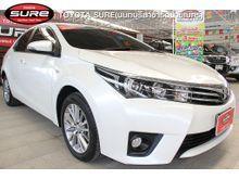 2015 Toyota Corolla Altis ALTIS (ปี 14-18) V 1.8 AT Sedan