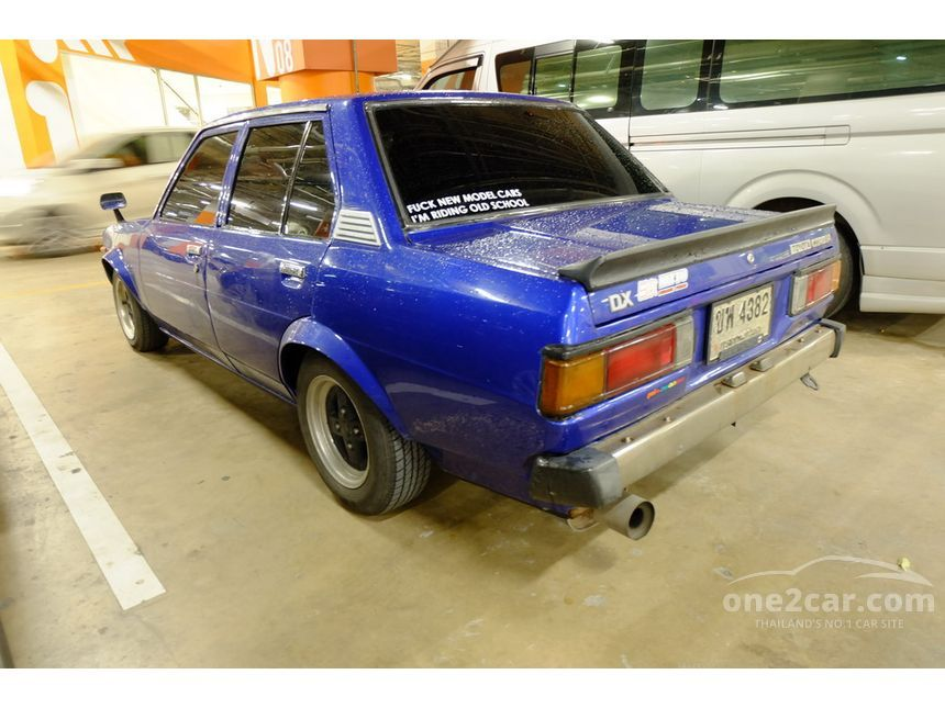 1984 Toyota Corolla DX Coupe
