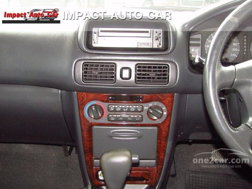 1999 Toyota Corolla SEG Sedan