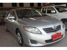 2010 Toyota Corolla Altis ALTIS (ปี 08-13) J 1.6 AT Sedan