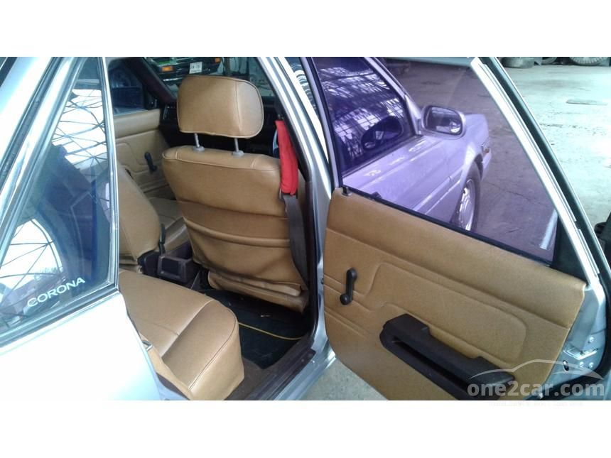 1987 Toyota Corona XL Sedan