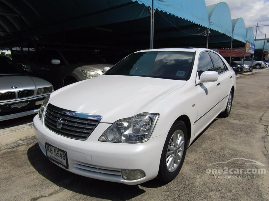 2006 Toyota Crown Royal Saloon Sedan