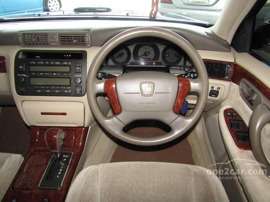2003 Toyota Crown Royal Saloon Sedan