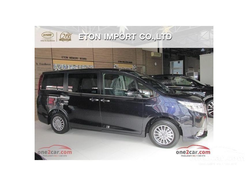2015 Toyota Esquire HYBRID Gi MPV