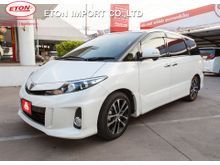 2014 Toyota Estima (ปี 06-14) Aeras 2.4 AT Wagon