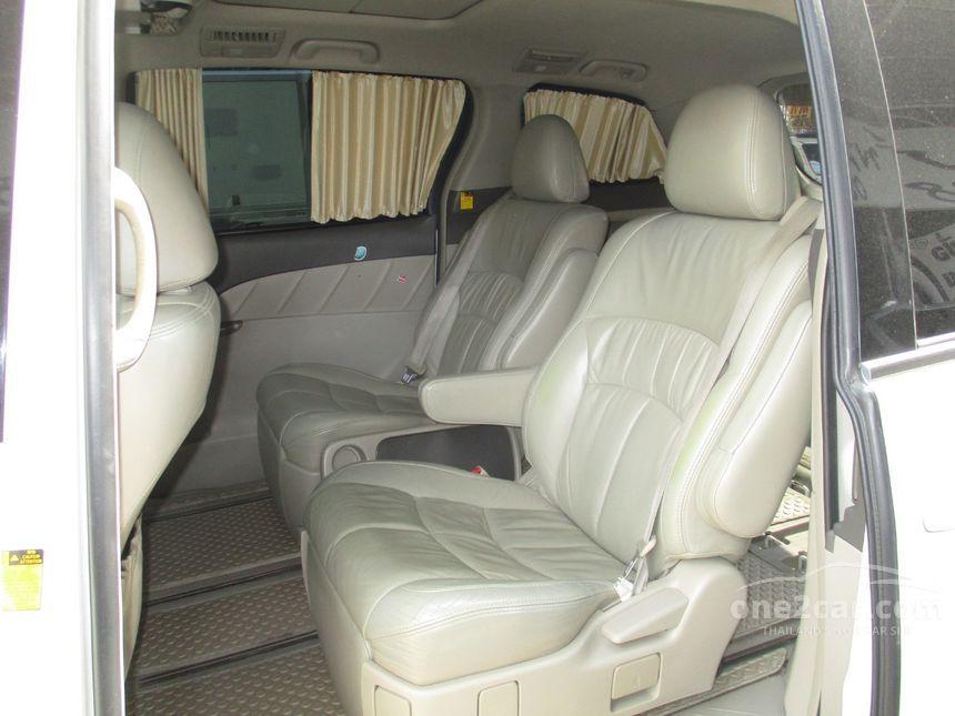 2007 Toyota Estima E-Four Hybrid Van