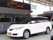 2007 Toyota Estima (ปี 06-14) E-Four Hybrid 2.4 AT Van