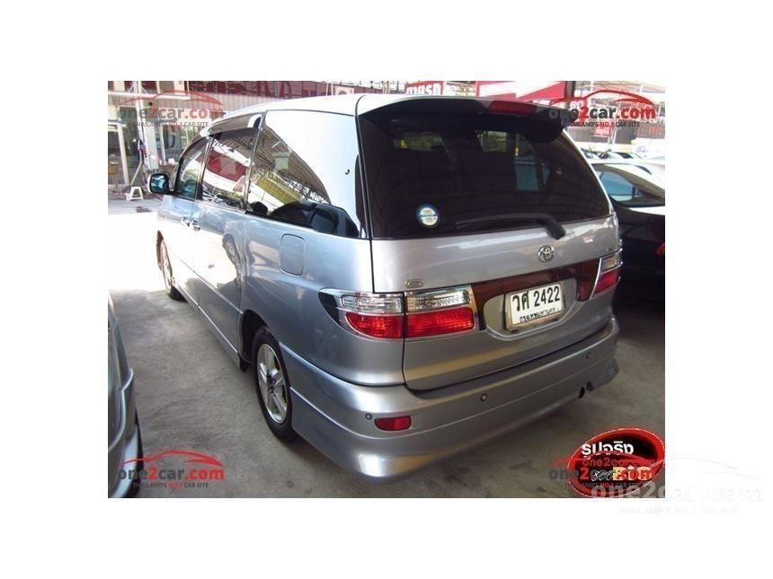 2003 Toyota Estima G Wagon