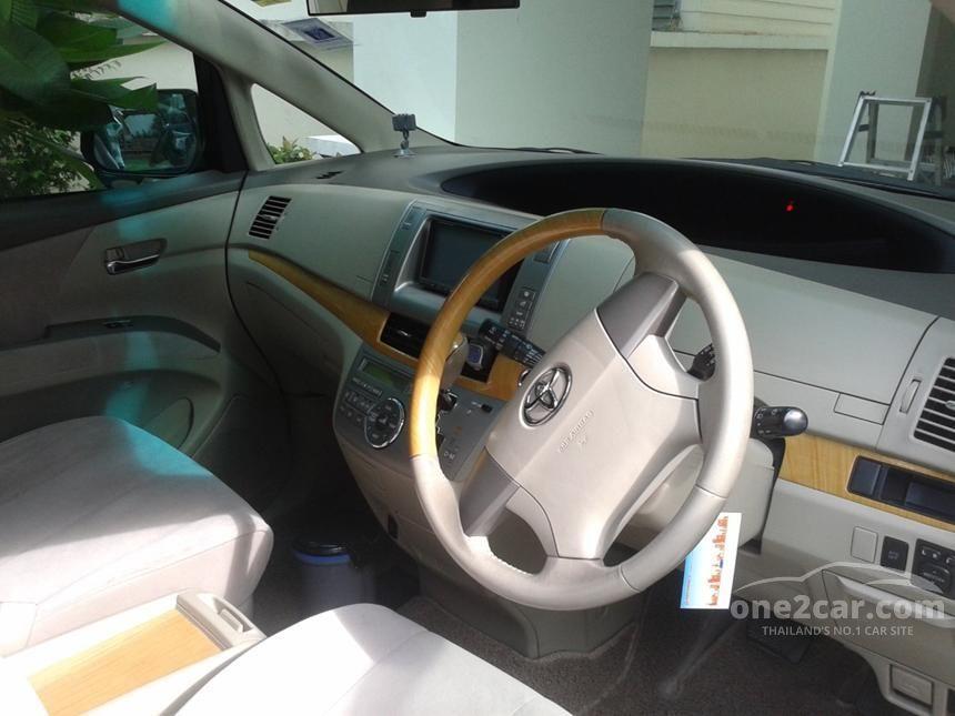 2007 Toyota Estima G Wagon