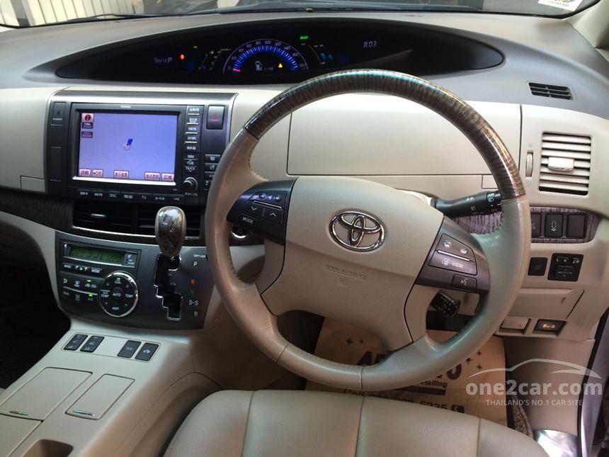2011 Toyota Estima G Wagon