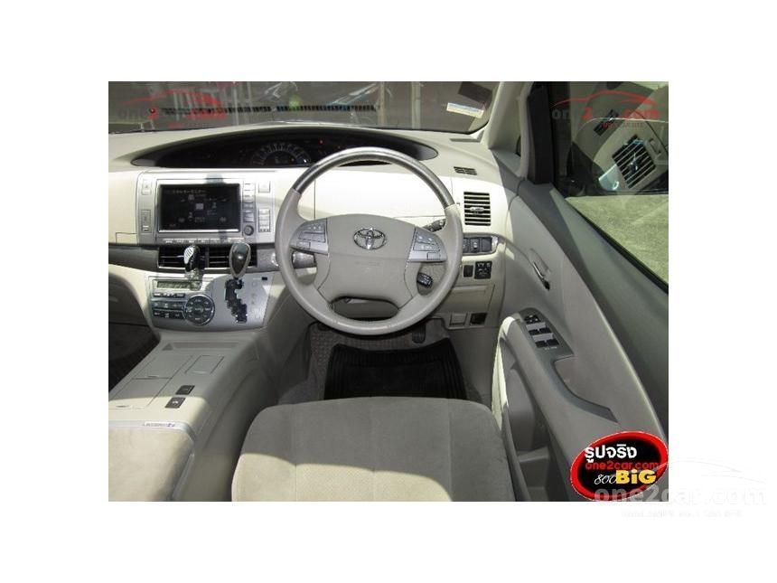 2008 Toyota Estima Hybrid E-Four Wagon