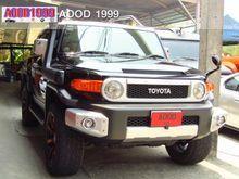 2012 Toyota FJ CRUISER (ปี 07-15) 4x4 4.0 AT Wagon