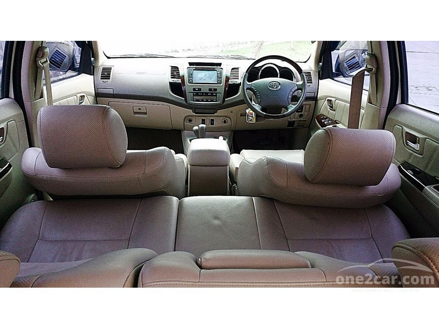 2006 Toyota Fortuner Exclusive V Wagon