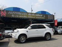 2006 Toyota Fortuner (ปี 04-08) Exclusive V 3.0 AT Wagon