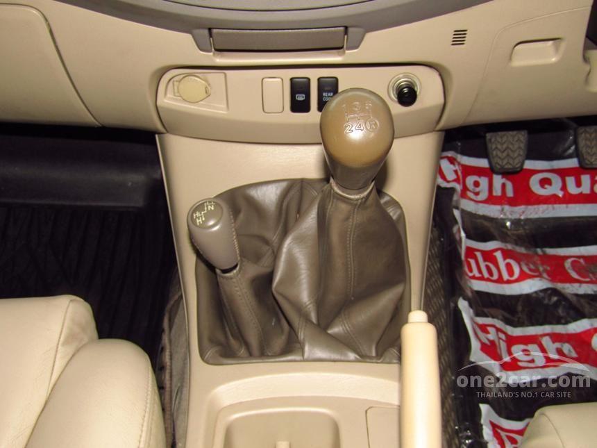 2007 Toyota Fortuner G SUV