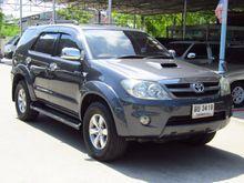 2006 Toyota Fortuner (ปี 04-08) G 3.0 MT SUV