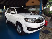 2012 Toyota Fortuner (ปี 12-15) G 2.5 AT SUV