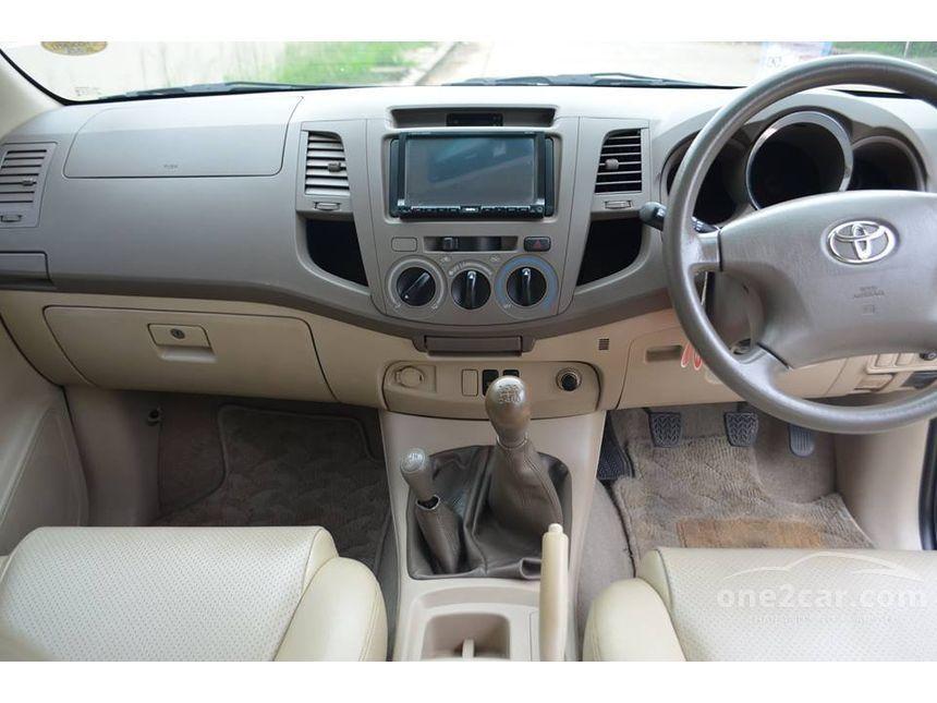 2009 Toyota Fortuner G SUV