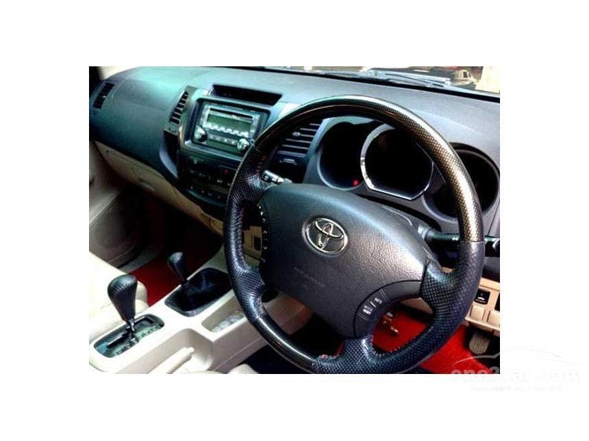 2008 Toyota Fortuner Smart V Wagon