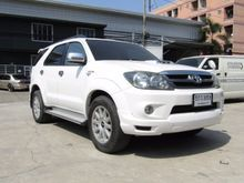 2008 Toyota Fortuner (ปี 04-08) Smart V 3.0 AT Wagon