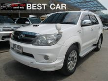 2007 Toyota Fortuner (ปี 04-08) Smart V 3.0 AT Wagon