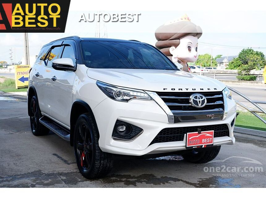 2018 Toyota Fortuner TRD Sportivo SUV