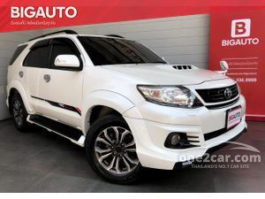 2015 Toyota Fortuner 3.0 (ปี 12-15) TRD Sportivo SUV AT