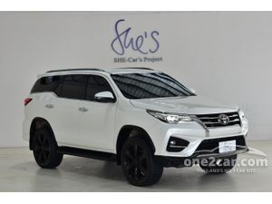 2018 Toyota Fortuner 2.8 (ปี 15-18) TRD Sportivo SUV AT
