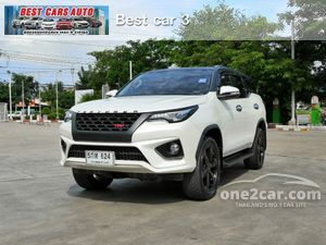 2016 Toyota Fortuner 2.8 (ปี 15-18) TRD Sportivo SUV AT