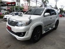 2012 Toyota Fortuner (ปี 12-15) TRD 3.0 AT SUV